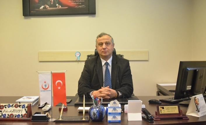 Başkan Yardımcısı  İdari ve Mali İşler Müdürü olarak atandı
