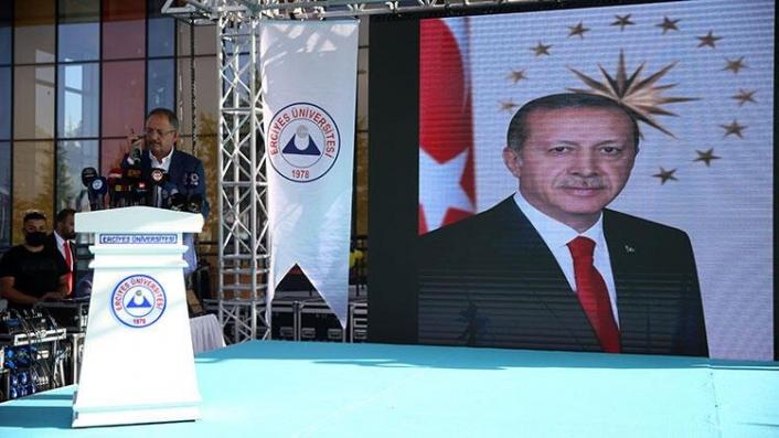 Cumhurbaşkanı Erdoğan hastane açılışına katıldı