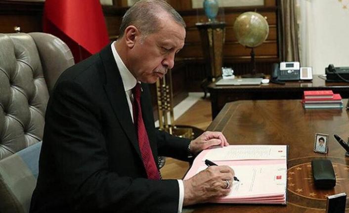 Cumhurbaşkanı Erdoğan imzaladı! Atama kararları Resmi Gazete'de