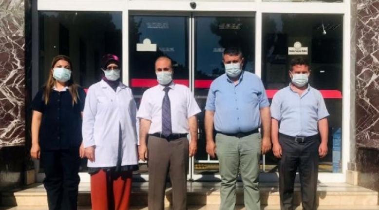 Devlet Hastanesi'nde yeni idari kadro