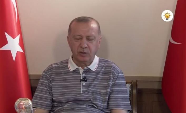 Erdoğan'ın insani durumu canlı yayından kaynaklanıyor