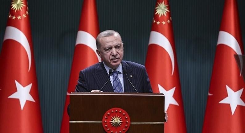 Erdoğan, kurban bayramı tatiliyle ilgili bir açıklama yapmadı