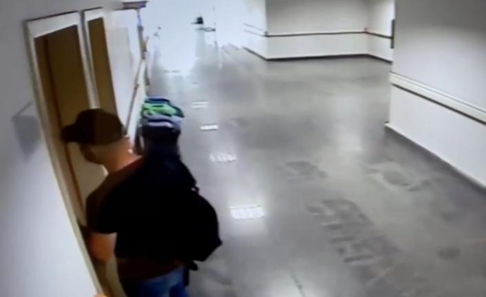 Doktorların kabusu olan hırsız yakalandı