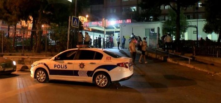 İstanbul'da hastane önünde dehşet!.
