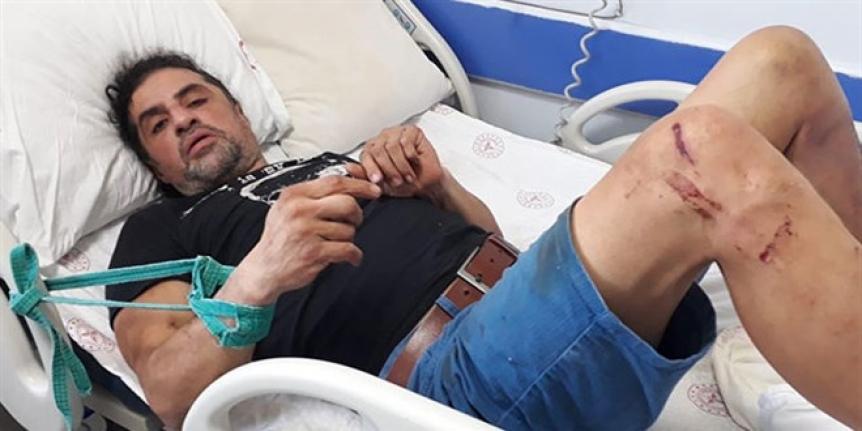 Kaza geçiren hastanın yatağa bağlandığı' iddiasına açıklama