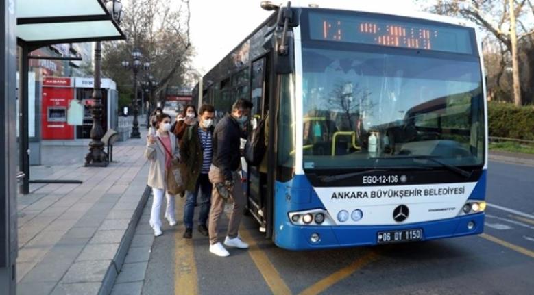 Sağlıkçıların Ücretsiz Toplu Taşıma Hakkı Uzatıldı