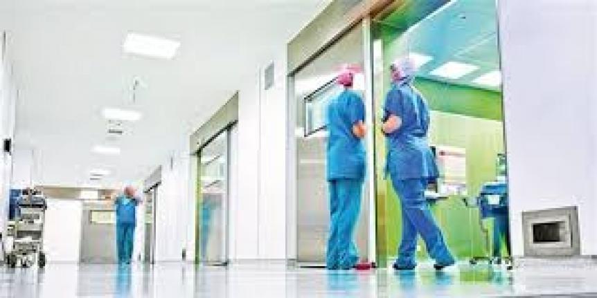 Sağlıkçıların Umutları Başka Bayrama