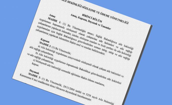 """Türk Sağlık Sen """"Aile Hekimliği Sözleşme ve Ödeme Yönetmeliği İle Çalışanlar Mağdur Edilmemeli"""""""