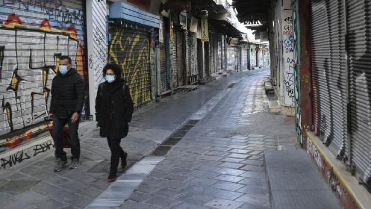 Yunanistan'da sağlık çalışanlarına aşı zorunluluğu getiriliyor