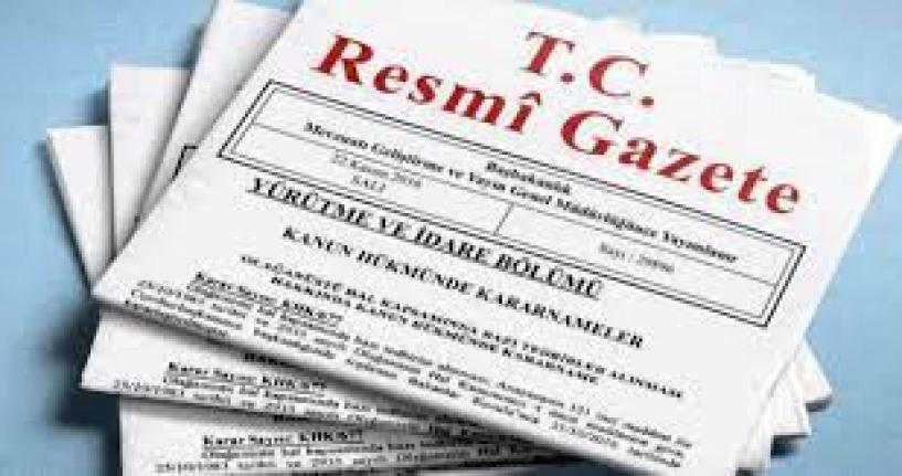 6. Dönem Toplu Sözleşme Resmi Gazete'de yayımlandı