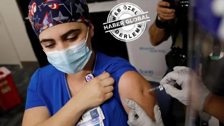 ABD'de Aşı olmayan hemşire krizi