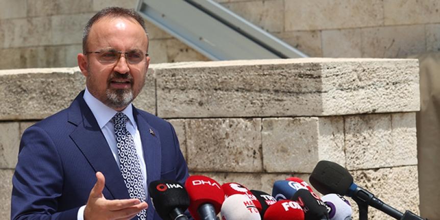 AK Parti Grup Başkanvekili Bülent Turan'dan '3600 ek gösterge' açıklaması