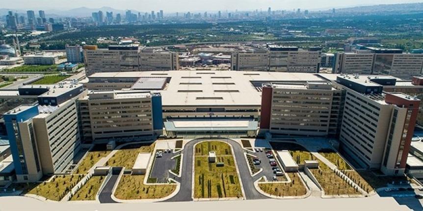 Ankara Şehir Hastanesi 'anne dostu hastane' ödülü aldı