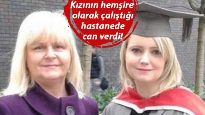 Aşı karşıtı anne kızının hemşire olarak aşı yaptığı hastanede hayatını kaybetti!