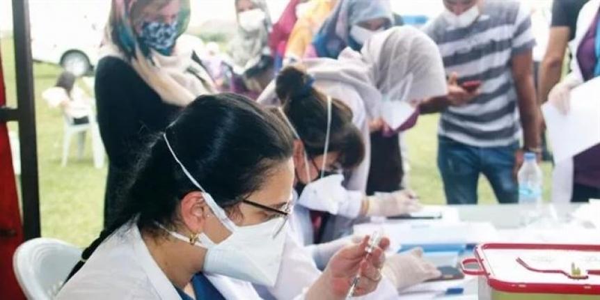 Aşı olmayan memura her hafta PCR testi