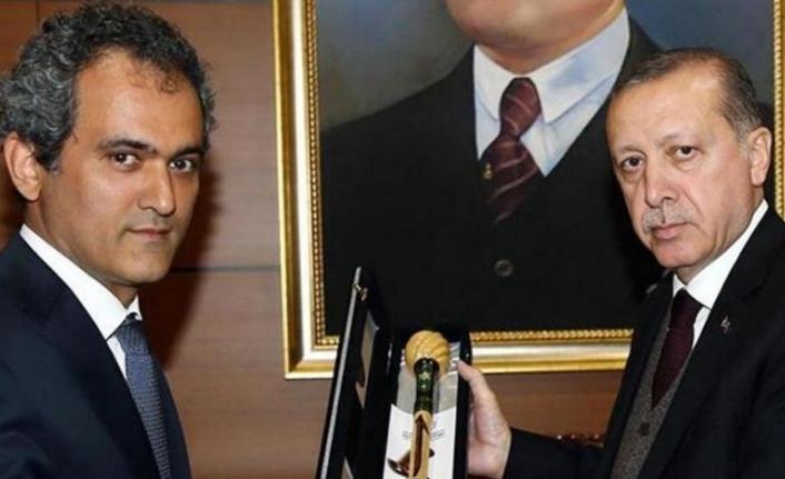 Bakan,  Cumhurbaşkanı Erdoğan'a 'şükranlarını sundu'