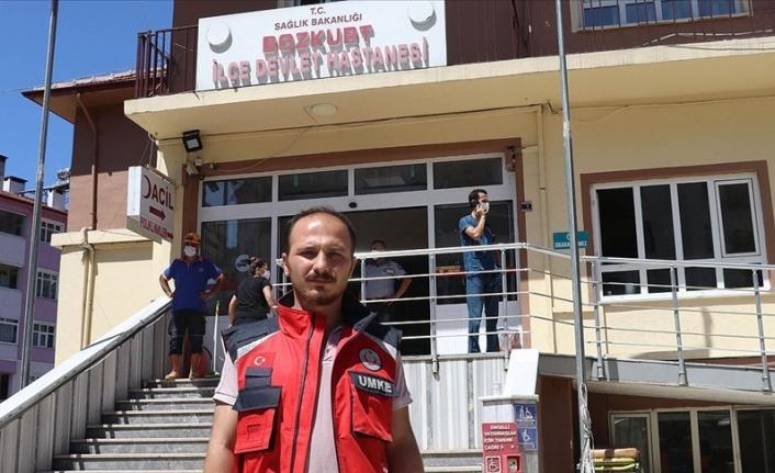 Bozkurt Devlet Hastanesi  tam teşekküllü hizmet veriyor