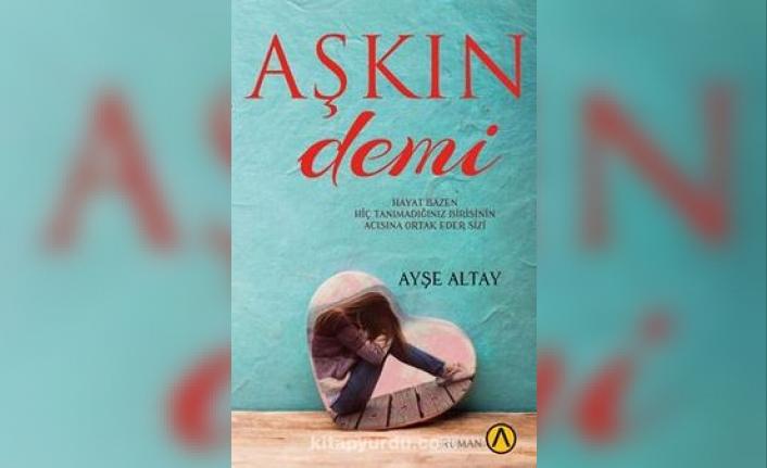Hemşire Ayşe Altay ikinci kitabını çıkardı