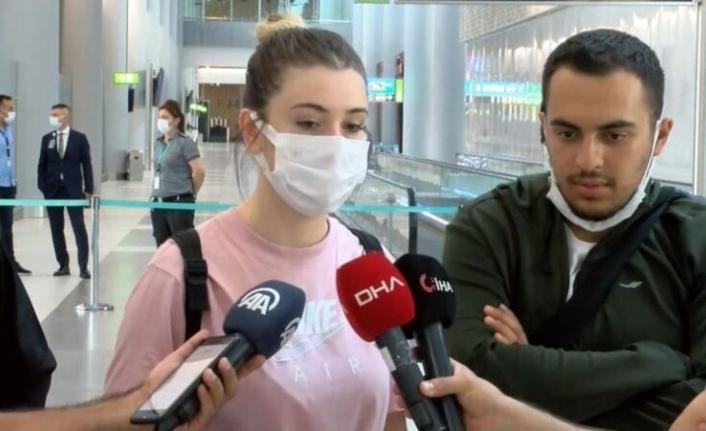 İrem Hemşire: Biz Türk'üz Dedikçe Kırbaçla Saldırdılar