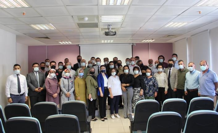 Sağlık Yöneticileri Tanışma ve Bilgilendirme Toplantısı