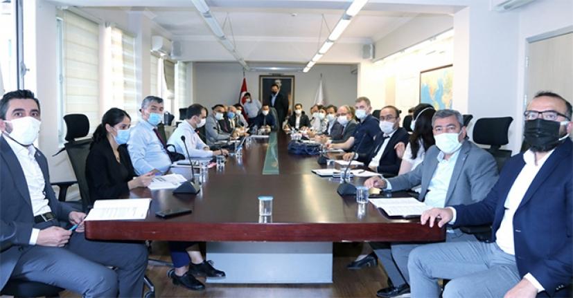 Toplu sözleşmede, ilk aşama komisyon çalışmaları tamamlandı