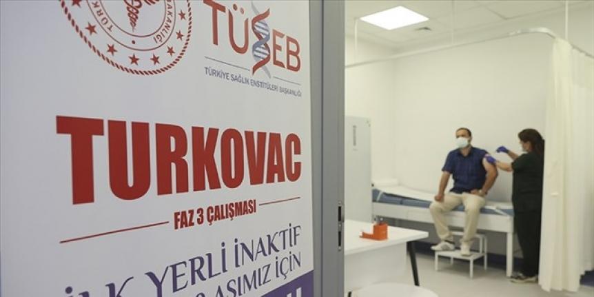 Turkovac aşısı İngiliz varyantına karşı yüzde 100 etkili