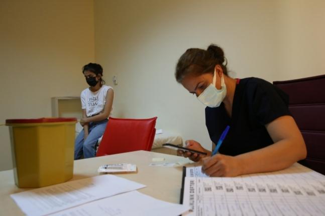Vaka artışı nedeniyle Diyarbakır'da görevli sağlık çalışanı sayısı arttı