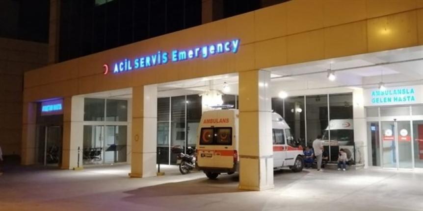 Yolun karşısına geçmeye çalışan doktora otomobil çarptı
