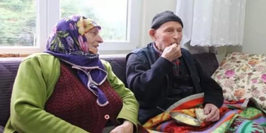 110 yaşında uzun yaşamın sırrını anlattı! Her gün 1 kaşık...