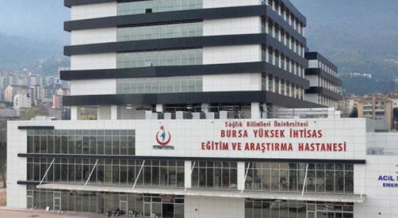 Bursa'nın kritik hastanesinde neler oluyor?