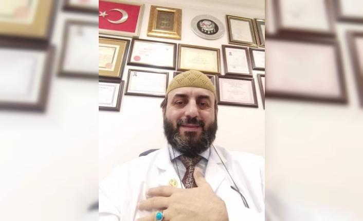 Bir Süredir Entübe Olan Doktor Vefat Etti