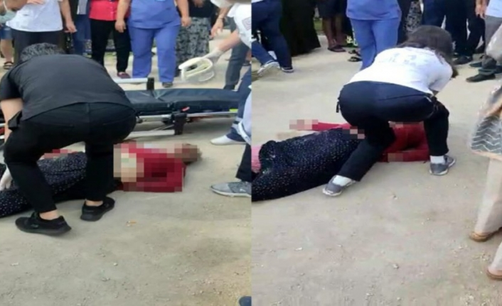 Milletvekili Aydın, Şehir Hastanesi önündeki ölümü TBMM'ye taşıdı