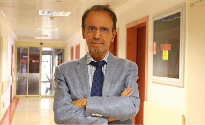 Prof. Dr. Ceyhan: Burnu Akan Çocuk Koronavirüs Olabilir