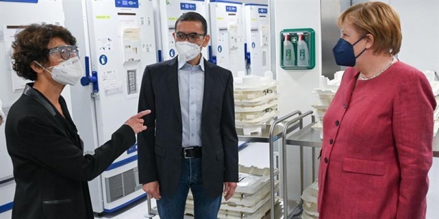 Prof.Şahin: Aşı geliştirdik fakat Covid-19'dan halen korkuyoruz