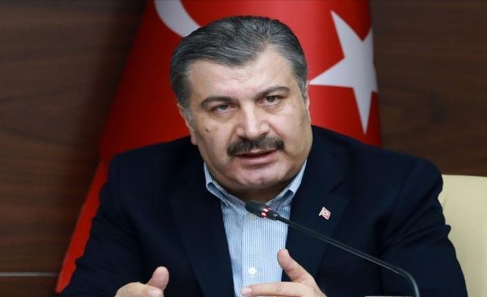 Sağlık Bakanı Koca'dan kritik açıklama: Son 1 hafta bizi uyarıyor