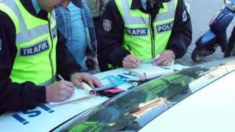 Trafik cezalarında 'tebligat' kararı