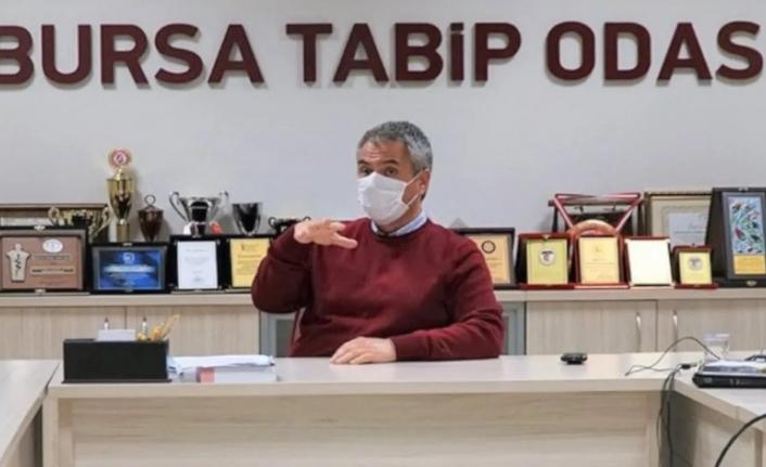 """Türkkan """" Kötü yönetim, baskı ve organizasyon bozukluğu hekimleri özele itiyor"""""""