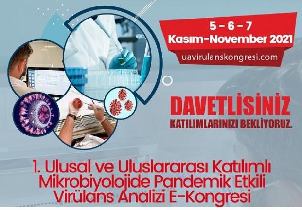1.Uluslararası Virulans Kongresi