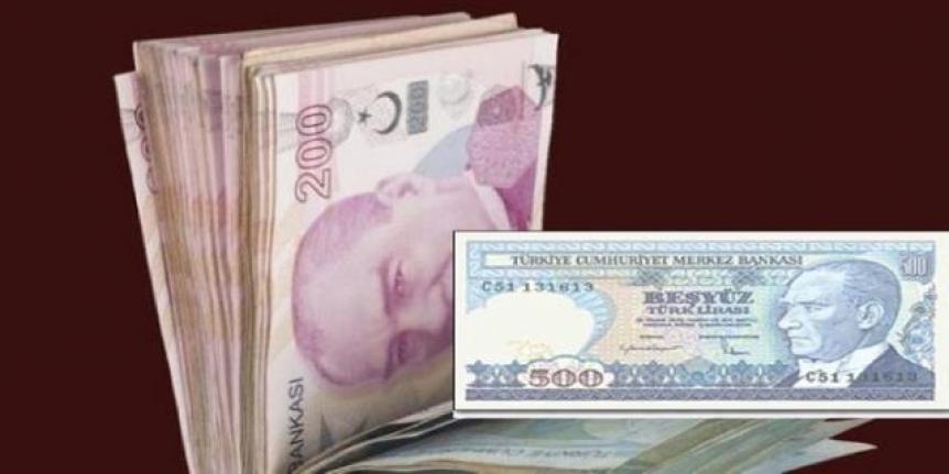500 TL'lik banknotlar mı geliyor?
