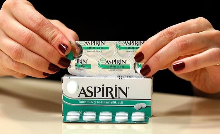 ABD'de kalp krizini önlemek için aspirin kullanımı tavsiyesi geri çekildi