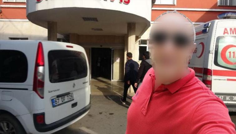 Başhekim Sekreteri gözaltına alındı