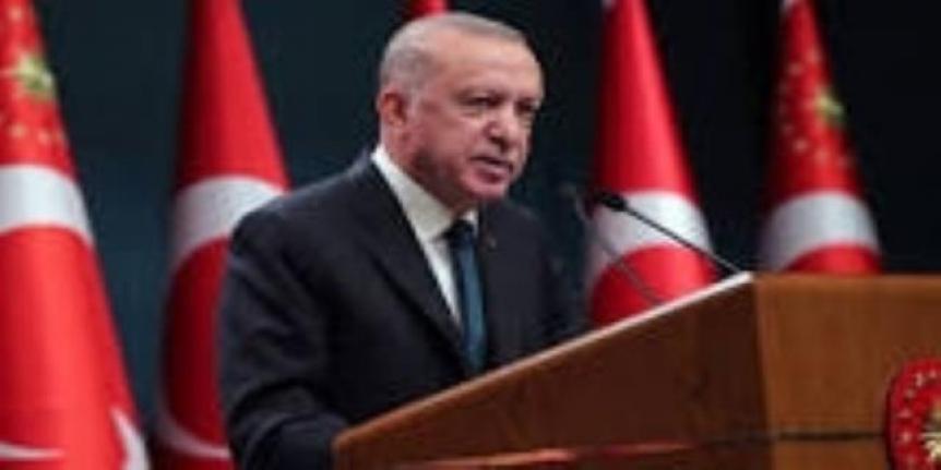 Erdoğan açıkladı... 1 bakanlığın ismi değişiyor