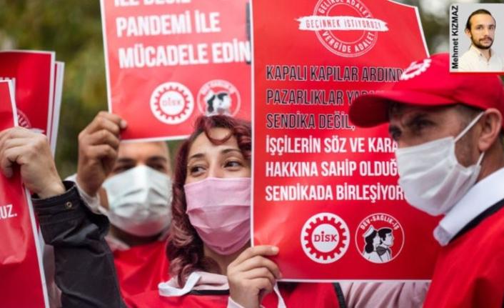 Sağlık İşçileri:  Üçlü Vardiya Dayatması Kabul Edilemez