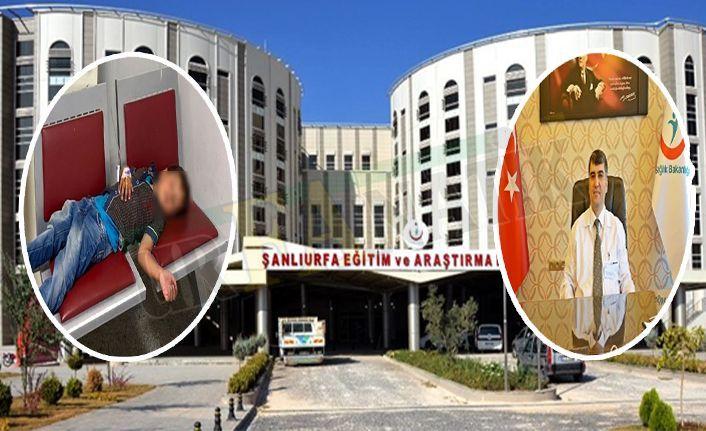 Şanlıurfa İl Sağlık Müdürlüğünden flaş açıklama