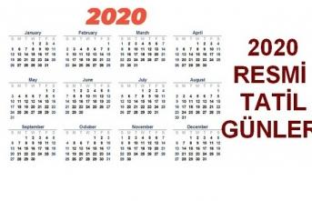 Memurlar 2020'de Daha Az Tatil Yapacak