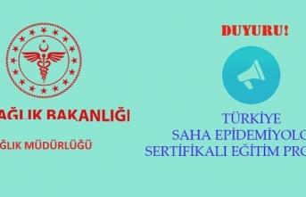 Türkiye Saha Epidemiyolojisi Sertifikalı Eğitim Programı