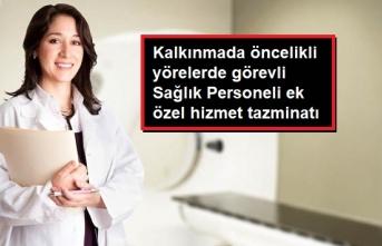 Sağlık Personeli Nerede ve Ne Kadar Ek Tazminat Alıyor ?