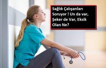 Yeni Sağlık Personeli Alımı İçin #neyibekliyoruz