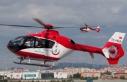 Ankara Şehir Hastanesinde ambulans helikopter deneme...