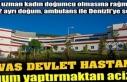 Denizli Tavas Devlet Hastanesinde Neler Oluyor ?